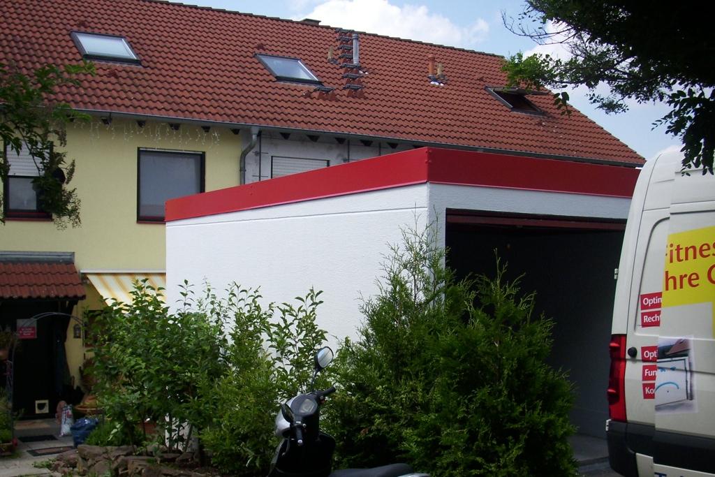 Garage modernisieren  Startseite - Bolz Garagen-Modernisierung